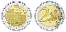 SPANIEN 2 EURO UNESCO - ALTSTADT VON AVILA 2019 bankfrisch