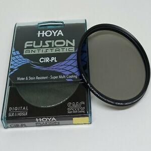 HOYA 77mm Fusion Antistatic CIR-PL Circular Polarizing CPL Filter