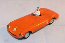 Tekno Denmark 813 Ferrari racing car in orange team NL excellent condition