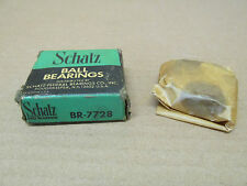 NIB Schatz BR-7728 BR7728 Bearing Double Metal Shield 1628ZZ 1628 ZZ 5/8 x 1 5/8