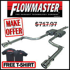 FLOWMASTER 2005-10 Magnum Rt Charger RT 300C 5.7L Cat Back Stainless Exhaust Kit