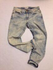 Current Elliott Stiletto Crazy Wash Skinny Jeans Size 24!!! Crazy COOL!