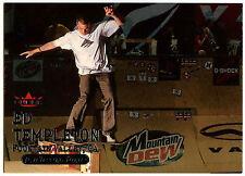 Ed Templeton Skateboard #53 Fleer Adrenaline 2000 Silver Text Card (C309)