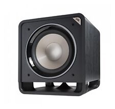 Polk Audio HTS 12 Black Powered Subwoofer