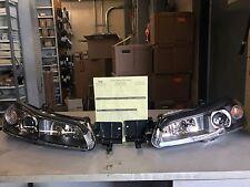 BRAND NEW! Genuine OEM JDM Nissan Silvia S15 LH AND RH Halogen Headlight Lights