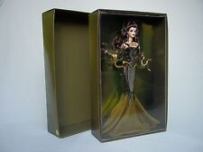 Barbie Doll Collector Medusa Fantasy Goddess Series Gold Label 2008 Mythology