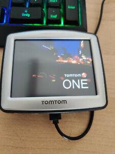 TomTom One Sat Nav n14644