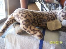 Avanti Ltd Edition Collection Leopard # 533 Of 6000 With Tag Aprx 18 Inches Long