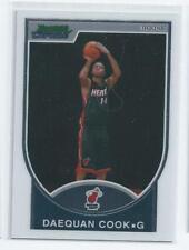 Daequan Cook 2007-08 Bowman Chrome Rookie Card #138