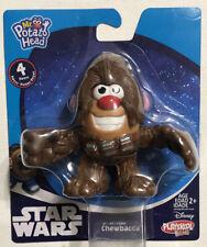 Playskool Mr Potato Head Disney Star Wars Chewbacca Mini Figure *Mint*
