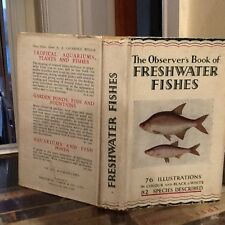 Observers book of freshwater fishes 1955
