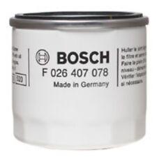 Fiat Cinquecento Ford Mazda 2 121 MX-5 Saab Cabriolet Volvo - Bosch Oil Filter
