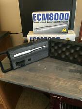Behringer ECM8000 Omnidirectional Measurement Microphone