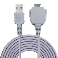 USB Data Cable Cord For Sony Cyber-shot DSC-H3 DSC-H10 DSC-H50 Brand New