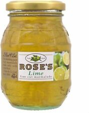 Rose's Lime Fine Cut Marmalade (4x454g)