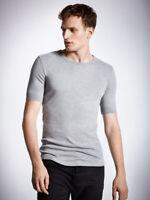 SCHIESSER REVIVAL - Das Original - Shirt 1/2 Karl-Heinz - grau