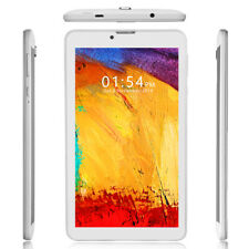"7"" Android 9.0 Slim Tablet PC Phablet 4G GSM SmartPhone Bluetooth WiFi Unlocked"