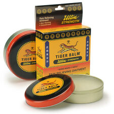 Baume du Tigre (Tiger Balm) - 1 pot de 50gr Blanc Ultra