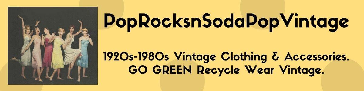 PopRocks n SodaPop Vintage Shop