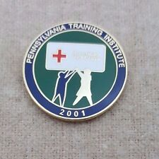 2001 Pennsylvania Training Institute of the American Red Cross