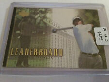 2001 Upper Deck #90 Tiger Woods : Leaderboard