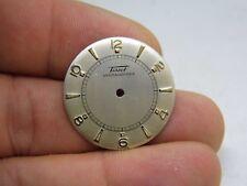 Cadran de Montre TISSOT watch dial.N A21 NAD 1950