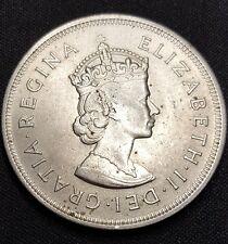 1959 Bermuda Crown Elizabeth II KM# 13