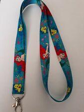 Disney Lanyard Arial The Little Mermaid. Children's Gift/ID/Paediatric/Christmas