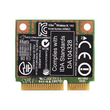 Bigfoot Networks Killer N1202 AR5B22 Dual Band Wifi PCI-E Wireless Card BT 4.0