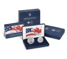 2019 W Pride of Two Nations Limited Edition Two-Coin Collector Set Item #19XB