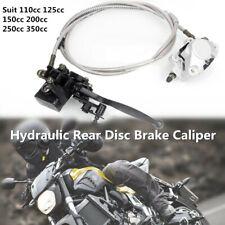 Motorcycle Hydraulic Rear Disc Brake Caliper 150cc 250cc Bull Quad Dirt Bike ATV