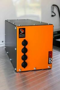 Spinifex Battery Box - End ControlsSpinifex