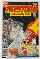 Firestorm The Nuclear Man #3 DC Comics 1st Appearance of Killer Frost VF/NM