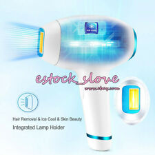 Permanent Hair Removal for Women and Men Cold Compress 350,000 Flashes IPL