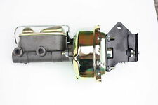 """1957-72 Ford Truck 7"""" Zinc Power Brake Booster Kit  ford style Master"""