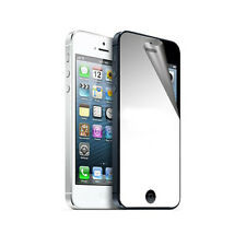 10X Mirror LCD Screen Protector Anti-Scratch Guard Shield For Apple iPhone 5 5S