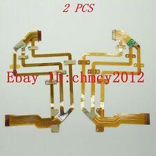 2pcs FP-1169 LCD Flex Cable For SONY DCR-SX33E SX34E SX43E SX44E SX63E Repair