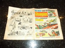 CHAMPION Comic (1966) - Date 12/03/1966 - UK Paper Comic