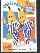 Australia 1999 ANIMATA Teddy/BANANE/pigiami BK n14767
