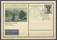 100. GEBURTSTAG 1957 LORD BADEN POWELL.(3x) KORRESPONDENZKARTE   Wp815