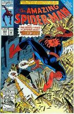 Amazing Spiderman # 364 (Mark Bagley) (Estados Unidos, 1992)