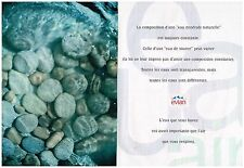 Publicité Advertising 1994 (2 pages) Eau Minerale Evian