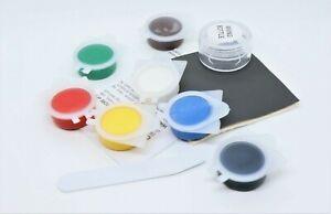 Flüssigleder Leder Vinyl  Reparaturset Leder- und Stoff-Oberflächen Reparatur