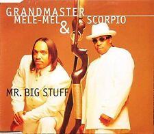 Grandmaster Melle Mel Mr. big stuff (1997, & Scorpio) [Maxi-CD]