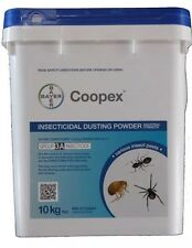 COOPEX INSECTICIDAL DUST 10kg Insecticide Termite spider silverfish