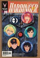 Harbinger Renegade #15 1:50 2013 Valiant Variant Comic Book