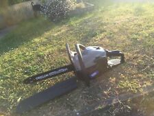 Macallister Petrol Chainsaw