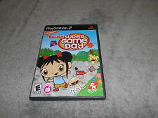 Ni Hao, Kai-lan: Super Game Day (Sony PlayStation 2, 2009) COMPLETE