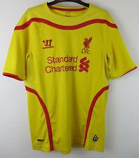 Warrior Liverpool Football Shirt 2014-15 Away Trikot Boys Youth Kids XL XLB YXL