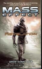 Mass Effect Revelation Drew Karpyshyn 2007 Science Fiction Prequel to Video Game